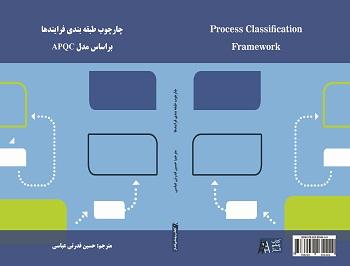 چارچوب طبقه بندی فرایندها بر اساس مدل APQC