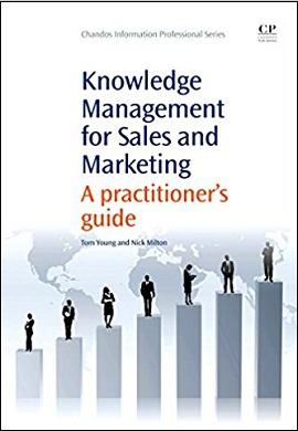 1-مدیریت دانش برای فروش و بازاریابی : راهنمای متخصصان
