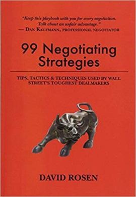 1-99 راهبرد (استراتژی) مذاکره
