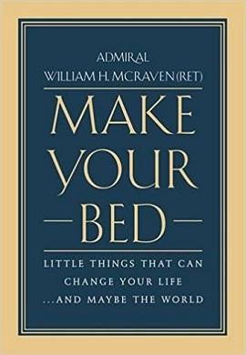 1-تختخوابت را مرتب کن : چیزهای کوچکی که می توانند زندگی ات و شاید دنیا را تغییر دهند