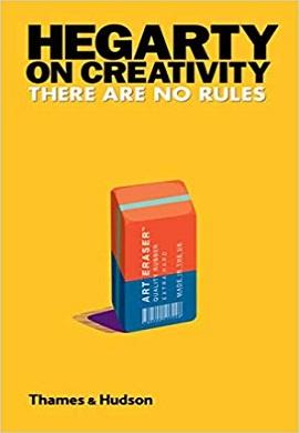 1-هگارتی از خلاقیت می گوید : هیچ قاعده و قانونی در کار نیست