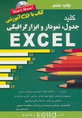 کلید جدول، نمودار و ابزار گرافیکی اکسل (Excel)