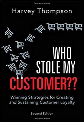 1-چه کسی مشتری مرا دزدید؟ استراتژی های موفق مشتری آفرینی و حفظ وفاداری مشتریان