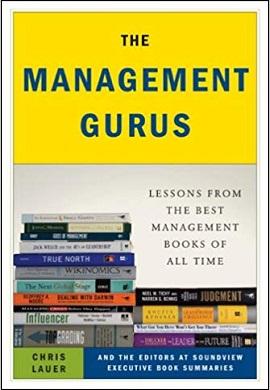 1-نظریه پردازان مدیریت نوین : درس هایی از بهترین کتاب ها درباره مدیریت