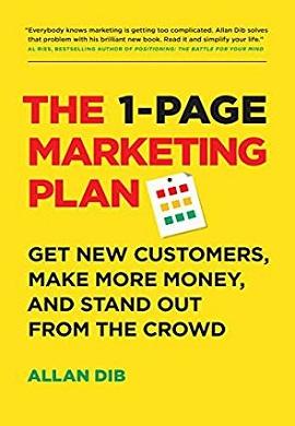 1-برنامه بازاریابی یک صفحه ای