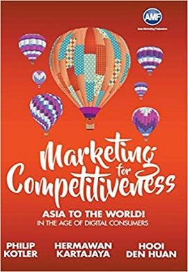 1-بازاریابی برای رقابت پذیری : جهانی شدن بازارهای آسیایی در عصر مشتریان دیجیتال