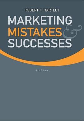1-موفقیت ها و اشتباه های بازاریابی