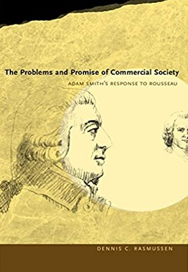 1-مزایا و مشکلات جامعه تجاری : پاسخ آدام اسمیت به روسو