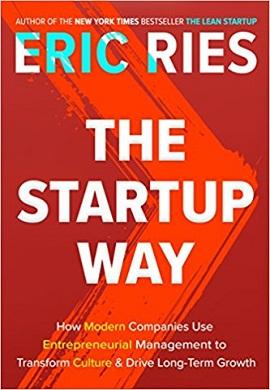 1-راه استارتاپی : چگونه شرکت های مدرن مدیریت کارآفرینانه را برای تحول فرهنگ و تحریک رشد بلندمدت به کار می برند؟