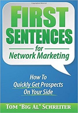 1-اولین جملات برای بازاریابی شبکه ای : چگونه افراد را به سمت خود جذب کنیم؟