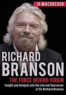 1-ریچارد برانسون؛ امپراتور برون سپاری