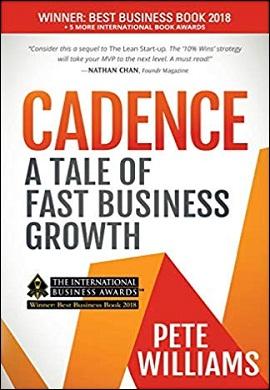 1-کادنس (داستان رشد سریع کسب و کار)