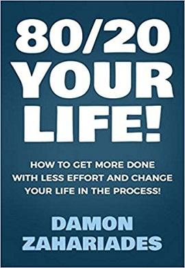 1-زندگی ات را 80/20 کن: چگونه با تلاش کمتر، کار بیشتری انجام داده و زندگی خود را تغییر دهید