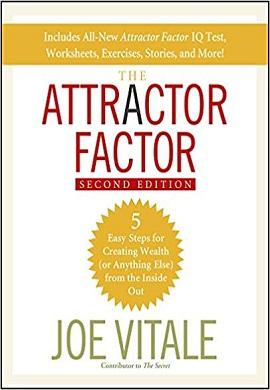1-عامل جذب : 5 گام آسان برای خلق ثروت و چیزهایی که دلتان می خواهد