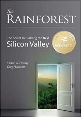 1-جنگل بارانی : چگونه سیلیکون ولی دیگری بسازیم!