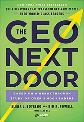 1-مدیرعامل بعدی : 4 رفتار کلیدی یک مدیرعامل که از شما رهبری در سطح جهانی می سازد